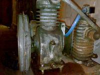 Kompresor do narzędzi pneumatycznych i malowania.