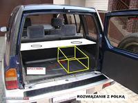 Jak nagłośnić terenowe Suzuki ?