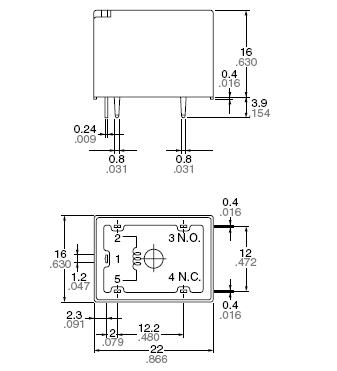 Pralka Amica PA5580A510. Pomiary sterownika NAIS.