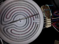 Whirlpool - Podłączenie pola grzewczego whirlpool amica