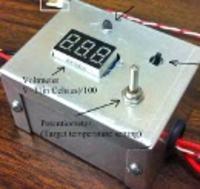 Prosty analogowy sterownik temperatury do drukarki 3d