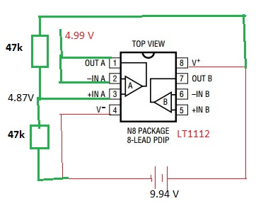 Some basic doubts regarding voltage follower ccuart Gallery