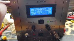 """Max6675 działa lepiaj bez """"plusa"""" zasilania."""