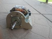 Silnik jednofazowy jako prądnica?