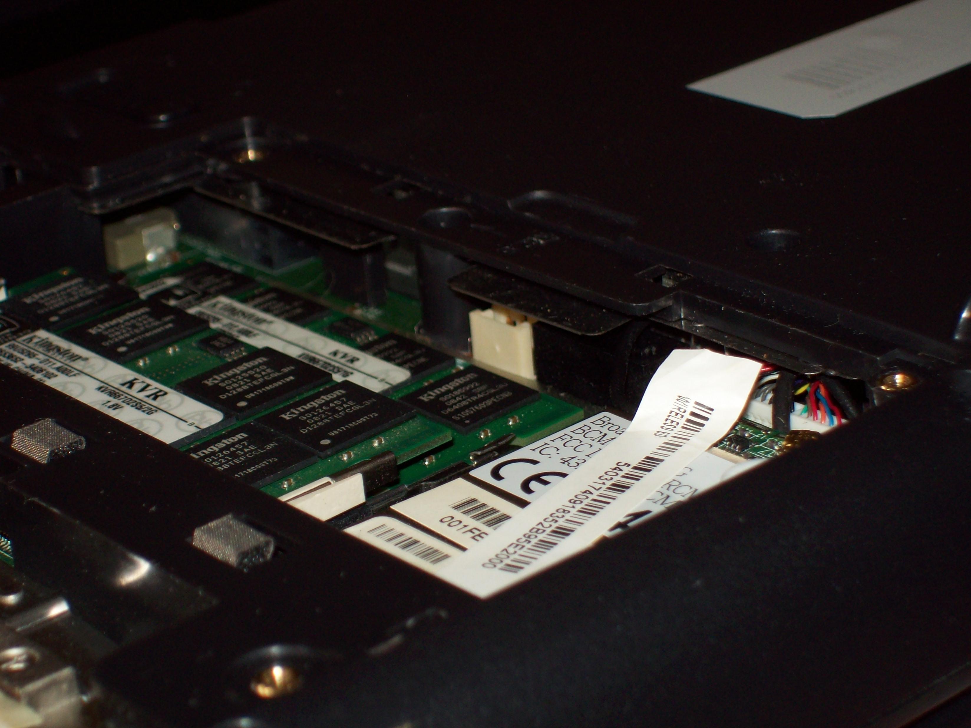 Przer�bka Pomoc przy bluetooth Acer 5620Z