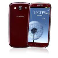 Samsung Galaxy S3 w czerwonym wariancie kolorystycznym w sprzedaży
