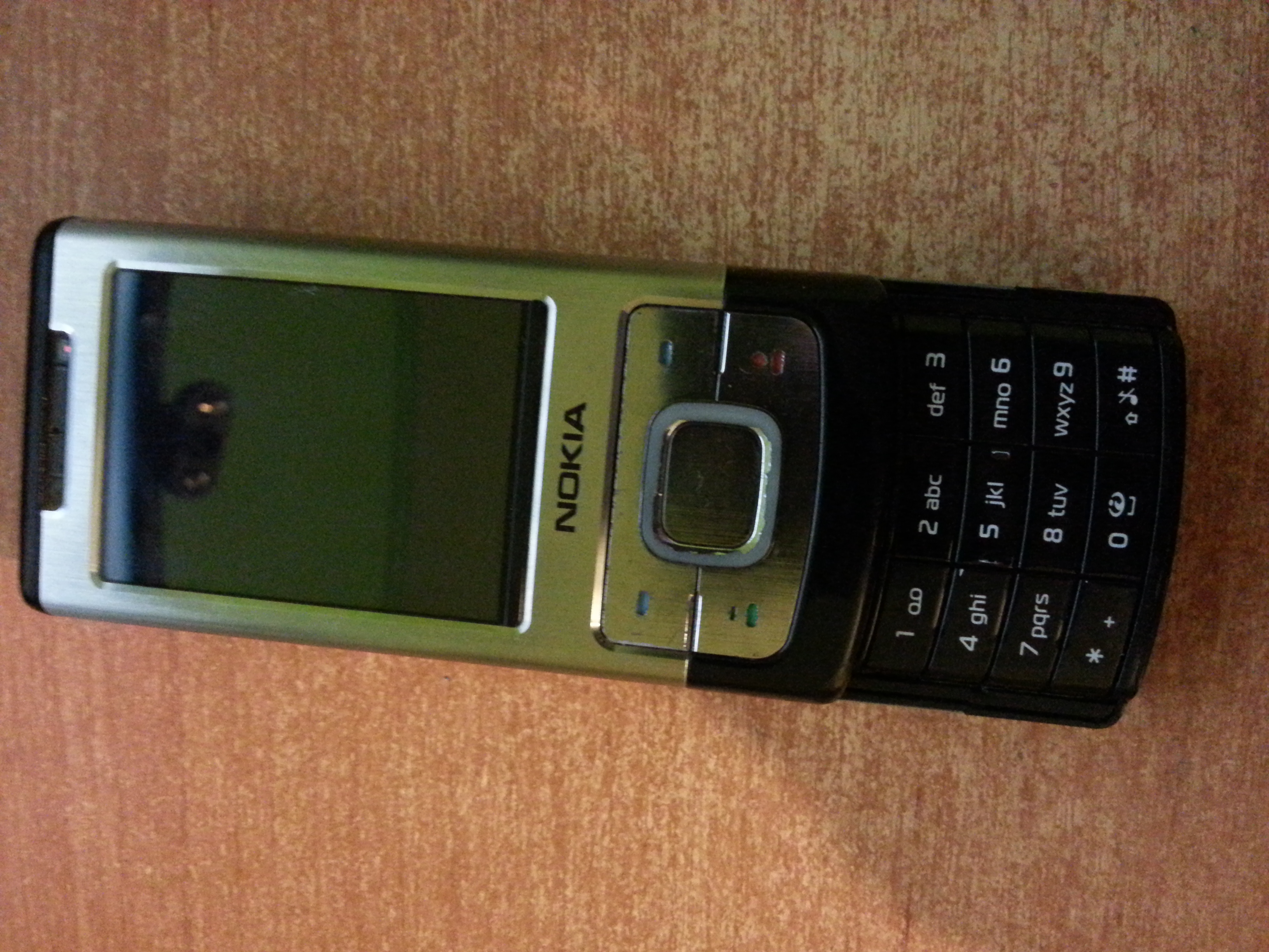 [Sprzedam] Nokia 6500 Slide Bez Locka