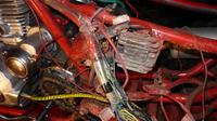 Quad ATV 200/150 - Brak ładowania, schemat instalacji elektrycznej
