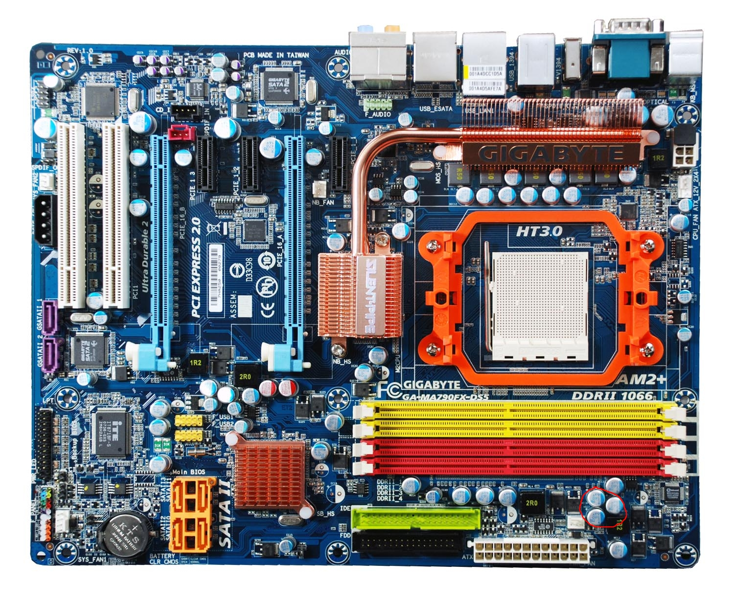 DOWNLOAD DRIVER: GIGABYTE GA-MA790FX-DS5