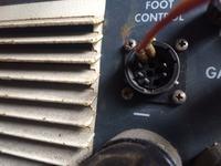 Sagit SG160 AC/DC - sterowanie i opisanie potencjometrów