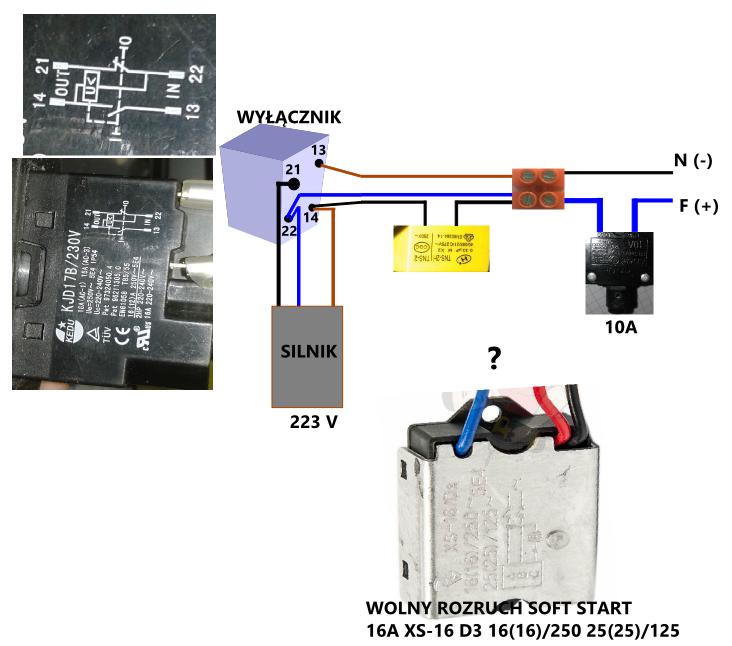 Jak Podłączyć Soft Start Do Pilarki Elektroda Pl