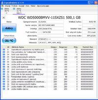 WD 5000BMVV - komputer nie widzi dysku zewn�trznego