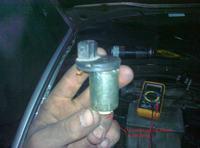 Seat Cordoba 1.6 AFT - błąd wtrysków, nie odpala na PB