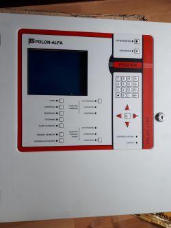 [Sprzedam]Centrala sygnalizacji pożarowej POLON 4100