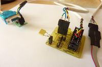 PIC16f88 port UART odbiera, ale nie wysyla