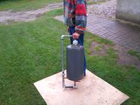 DIY Piaskarka 30L 8bar domowej roboty (w trakcie budowy)
