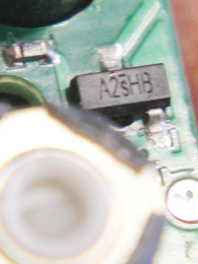 Prosz� o identyfikacj� tranzystora SMD A2sHB