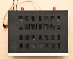 Prosta lampowa końcówka mocy do zestawu audio ty.ytka