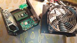 Raspberry Pi w obudowie PSU - jak to jest z tym zasilaniem?