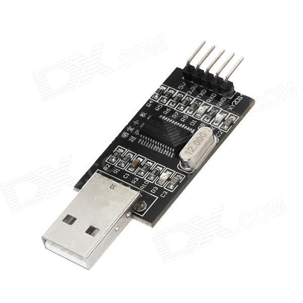 [USB RS TTL] - Brak odpowiedzi przy komunikacji RS