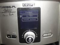 krups EA 8050 - Mam pytanie jak zdjąć to pokrętło do ustawiania grubości mieleni