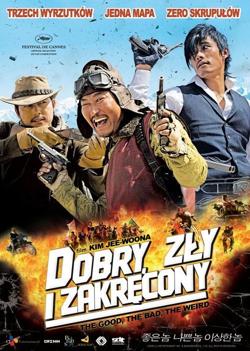 Dobry, z³y i zakrêcony / Joheunnom nabbeunnom isanghannom (2008) PL.DVDRip.XViD-G0M0Ri45 / Lektor PL