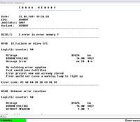 Programowanie zegar�w INPA DIS E90 320d