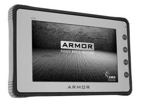 ARMOR X7ad - 7-calowy tablet z Android w odpornej obudowie