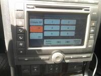 Denso, Visteon CD132 - Ford Mondeo Mk3 z 2004 r. - brak opcji radia.