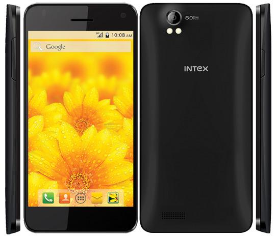 "Intex Aqua Style Pro - niedrogi smartphone z 4,5"" ekranem, Dual SIM i 8Mpix"