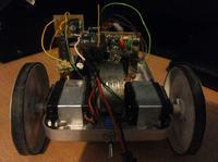 Robot Chariot v2.0, tryb autonomiczny i sterowanie z telefonu