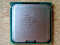 Montaż procesora Xeon z podstawką LGA771 na podstawce LGA775 - ciekawostka