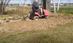 Ładowacz (tur) do traktorka