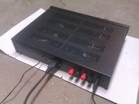 Stereofoniczny wzmacniacz 2x70W