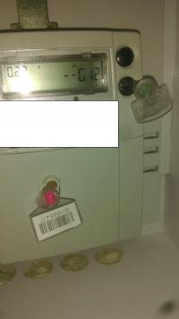 Plombowanie liczników energii elektrycznej