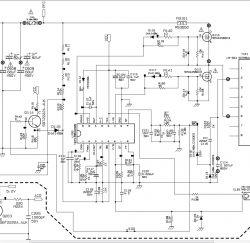 32LG3000-ZA - Nie działa PFC w zasilaczu LGP32-08H