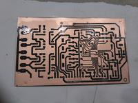 Aceton transfer PCB - alternatywa dla termotransferu.