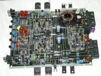 Wzmacniacz EMA260 Blaupunkt Zwarcie (+12V na masie czincza)