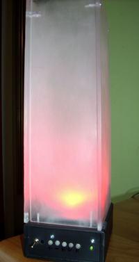Lampka RGB na attiny 2313
