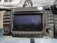 Modyfikacja CarAudio Mercedes S class Comand - MP3/AUX