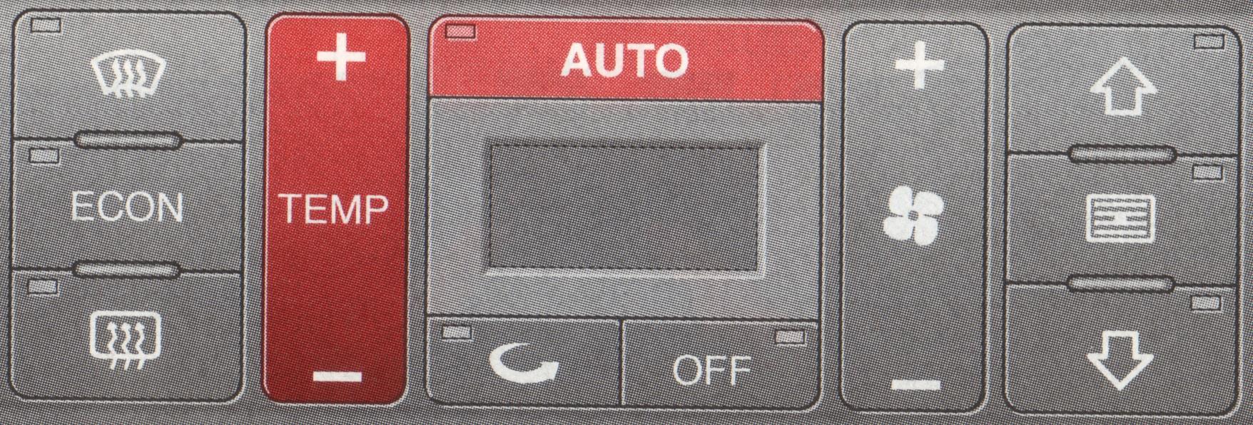 Instrukcja climatronic Audi A3 1.9 TDI 90KM 2000r. (po lifcie)