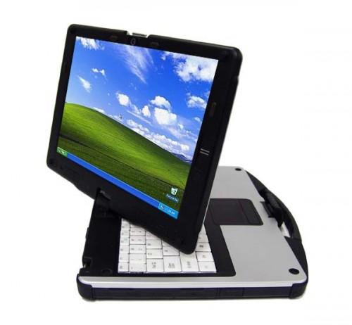 Gammatech U12Ci - po��czenie tabletu i notebook'a w odpornej na upadek obudowie