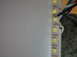 Podłączenie LED 12 volt 220 w kamperze -