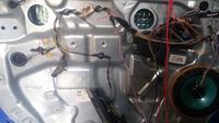 VW POLO IV 9N - Podłączenie modułu domykania szyb BLOW