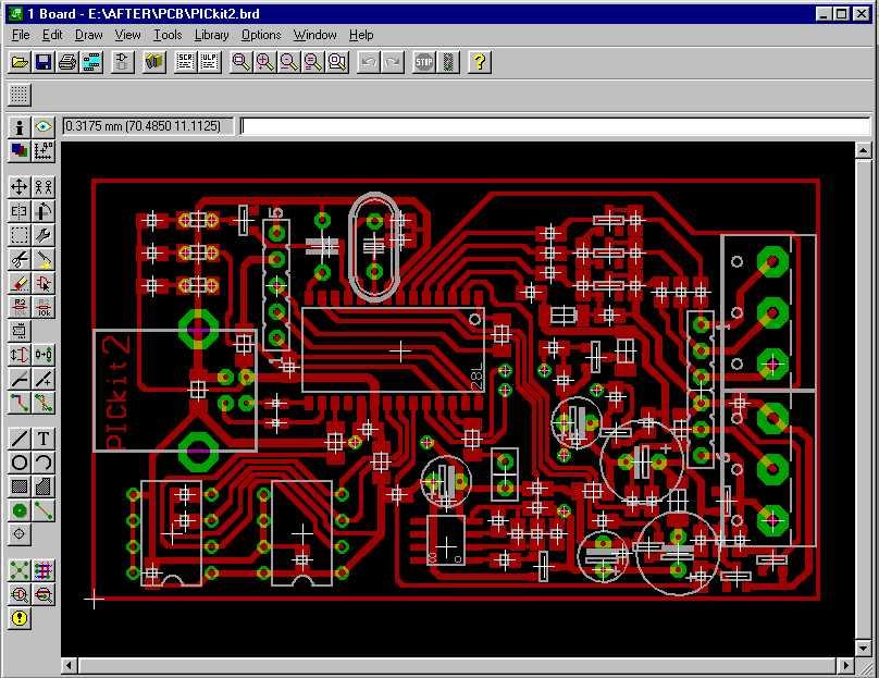 Prosty klon PICKIT2 (programator PIC na USB) z łatwo dostępnych elementów