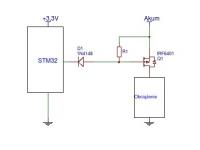 STM32 wytrzymałość napięciowa I/O
