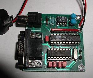 Mini DDS - prosty generator funkcyjny
