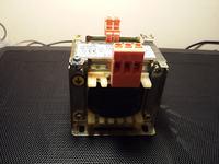 Transformator separacyjny zabezpieczenie żarówkami dobór elementów.