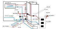 Schemat instalacji-- CO--