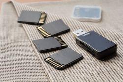 Czy korzystasz z odpowiedniej karty SD?